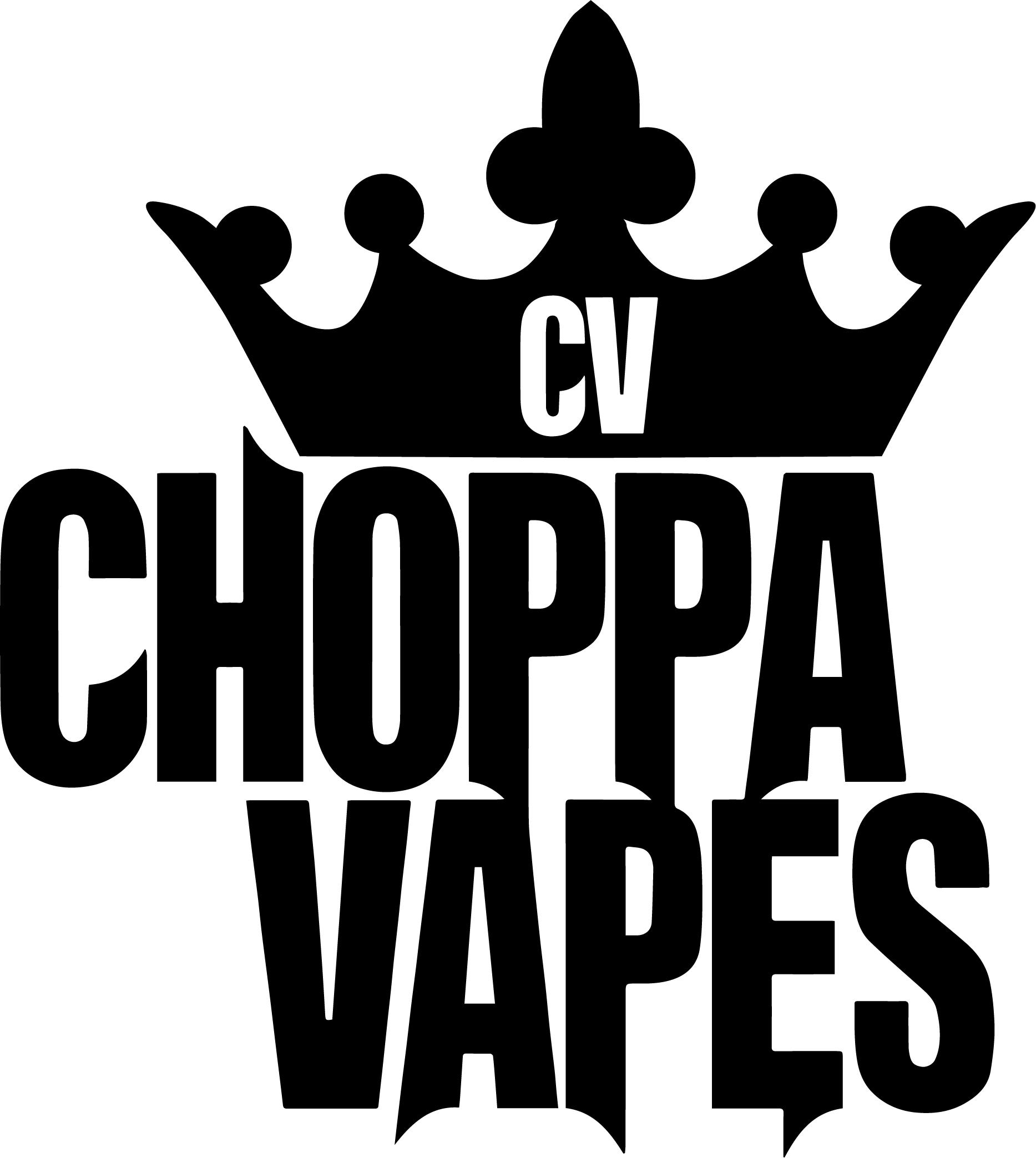 Choppa Vapes Logo